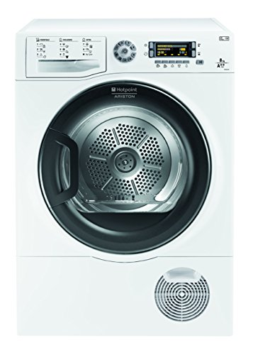 Hotpoint-Ariston FTCD 872 6HM1 (EU) A++ Freestanding 8kg Front-load Bianco asciugatrice