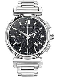Mathey-Tissot Analog Black Dial Men's Watch-H410CHAN