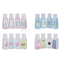 Hansel Free Shipping 30ml Disposable Liquid Soap Lotion Portable Hand Sanitizer No Clean Detergent Cartoon