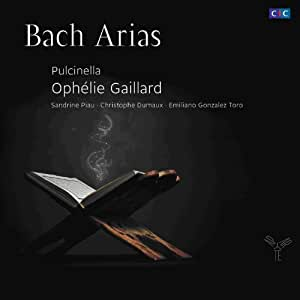 Bach: Arias with Piccolo Cello