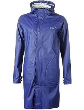 Gelert–largo Longitud Chaqueta Impermeable Unisex adultos azul chaquetas abrigos Outerwear, azul marino