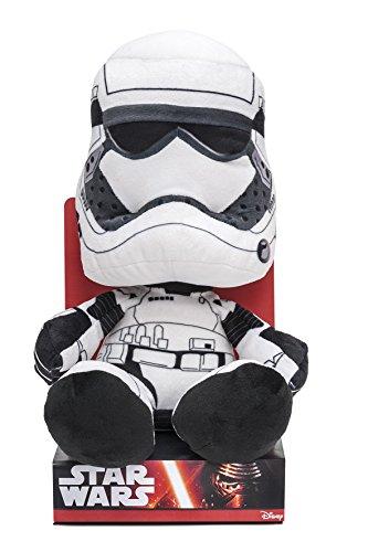 Joy Toy H839895 Star Wars Plüschfigur Storm-Trooper, Episode 7, ()