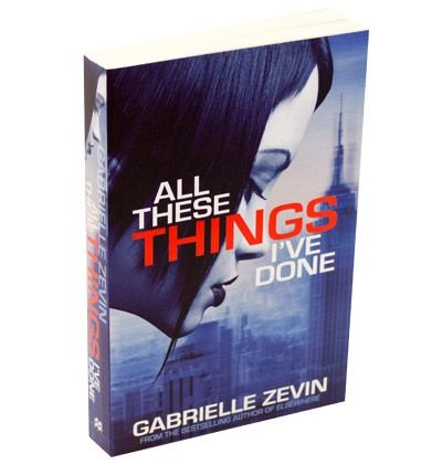 All These Things I've Done (Birthright) (Paperback) - Common par By (author) Gabrielle Zevin
