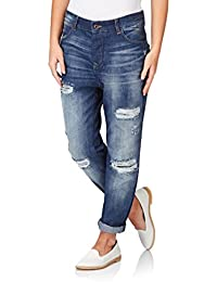 Maison Scotch Bulletinde L'adorable Motif Jeans Denim/bleu ciel