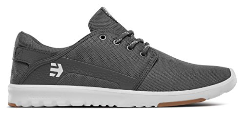 Etnies Scout, Sneaker Uomo Verde (313-green/white/gum 313)
