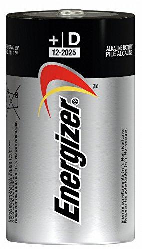 Preisvergleich Produktbild Energizer Batterie Max Alkaline D (Mono / LR20 / E95 2er-Packung)