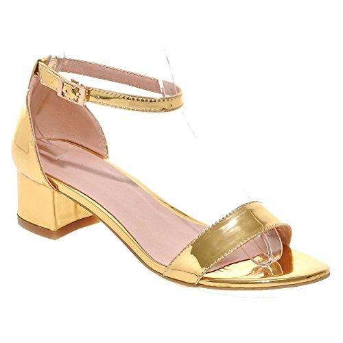 ENMAYER - Strap alla caviglia donna Oro (oro)