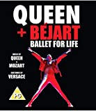 Queen + Bejart - Ballet For Life - Deluxe Edition [Blu-ray]
