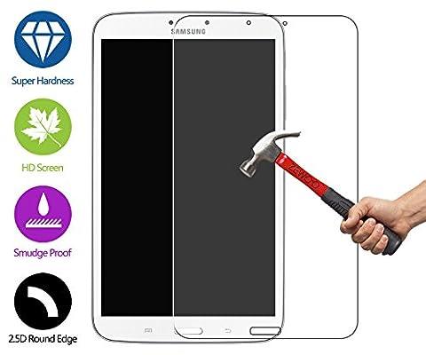 Samsung Galaxy Tab 3 8 Pouces - ZeWoo Le Film Protection En Verre Trempé