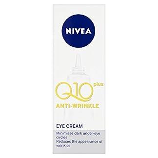 3x Nivea Visage–Q10Plus Anti-Arrugas Eye Cream 15ml