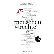 Menschenrechte. 100 Seiten (Reclam 100 Seiten)