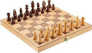 Philos-Spiele - Ajedrez, para 2 Jugadores (2708) (Importado)