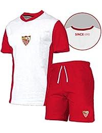 c2fdcca43 Sevilla F.C. Pijtsv Pijama Corto