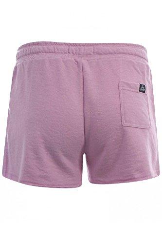 Shorts De Dames Tokyo Laundry Laura Femmes ÀÉlastique Doux Été Gym Pantalon De Jogging Violet - Lilas