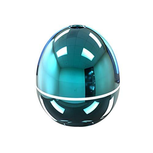 VORCOOL Humidificador de Aroma, purificador de Aire Mini difusor de Aceite Esencial de 50 ML USB para Sala de Estar de un Dormitorio de automóvil (Rosas Azules)