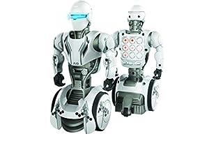 Silverlit Junior 1.0-Robot programable con Pavé tactile-21cm, 88560, NC