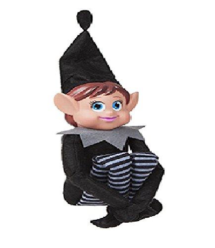 hty Elf - Martha Der Naughtiest Elf Around - Erwachsene Weihnachtselfen (Elf Auf Dem Regal Erwachsenen)