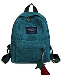 Logobeing Bolsos Mujer Bolsa de viaje mediana para Niñas Escuela Estilo Mochilas Tipo Casual Mochilas 25x9x32