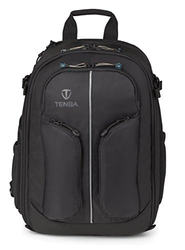 Tenba Shootout 18L Backpack/Rucksäcke schwarz (Messenger Large Tenba Bag)