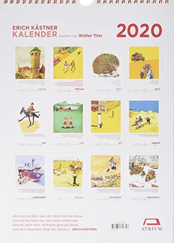 2020 Kästner Kalender