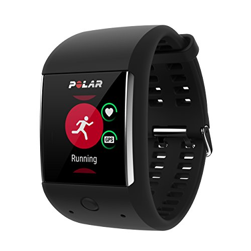 POLAR Smartwatch M600, schwarz, M/L -