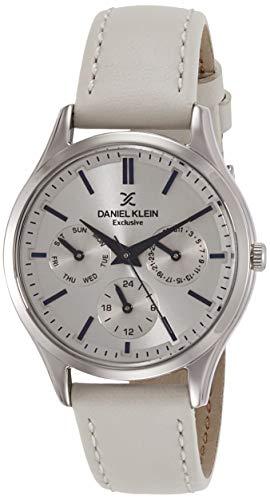 Daniel Klein Exclusive-Ladys Analog Grey Dial Women's Watch - DK11773-4