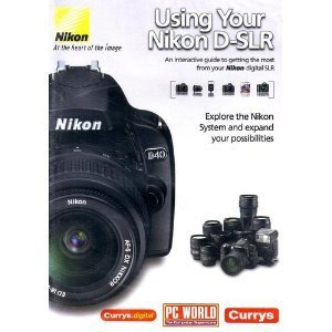 Using Your Nikon D-SLR - An interactive guide to getting the most from your Nikon digital SLR [UK Import] DVD Nikon Dvd