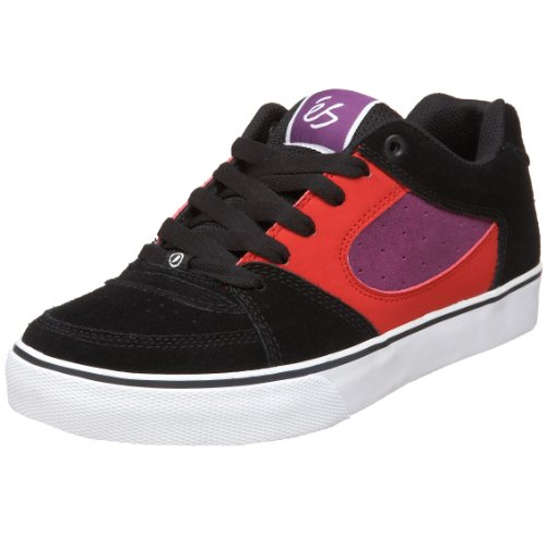 éS Square One Youth 5301000014 Unisex - Kinder Sneaker Schwarz