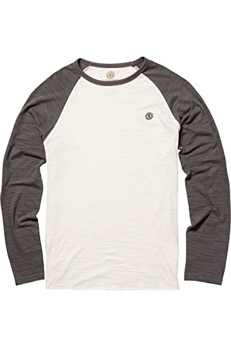 Element Blunt Longsleeve Grau