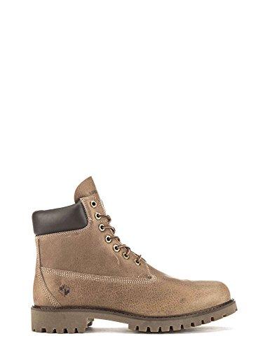Lumberjack Bottines-Boots, Couleur Vert, Marque, modèle Bottines-Boots Ranger Vert