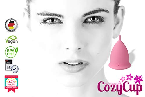 CozyCup Classic Menstruations Kappe - 3