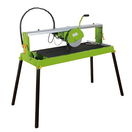 Fliesenschneidmaschine 230 V / 1,1 kW/Tisch 1.090 x 500 mm - max. Schnittlänge 900 mm