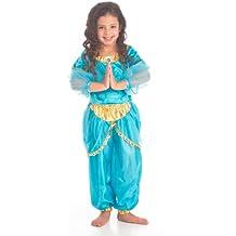 Little Adventures niñas Princesa árabe tradicional Costume