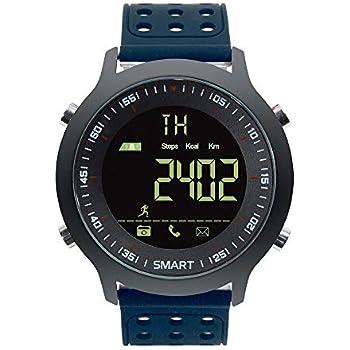Leotec LESW11B Smartwatch, Azul: Amazon.es: Electrónica