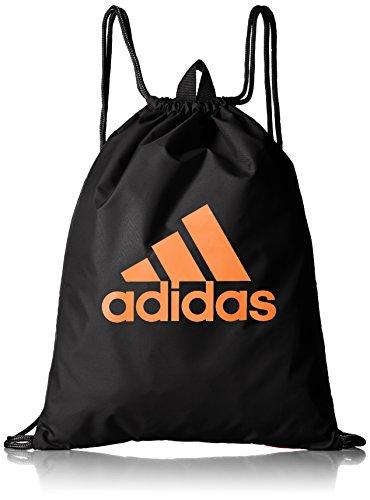 adidas Per Logo Gb Bolsa, Unisex Adulto, Negro (Black / Black / Energi