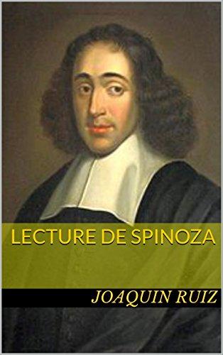 Lecture de Spinoza par Joaquin Ruiz