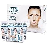 Jolen Perfect Whitening Glow Facial Kit - (Tube) 250g