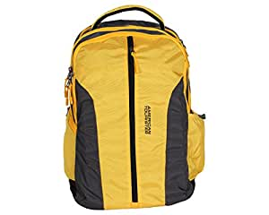 American Tourister buzz 2015 yellow backpack buzz 07 laptop bag