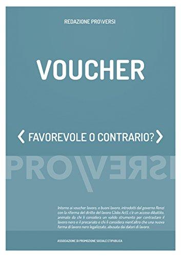Cheap price Voucher: Favorevole contrario? (Italian Edition)