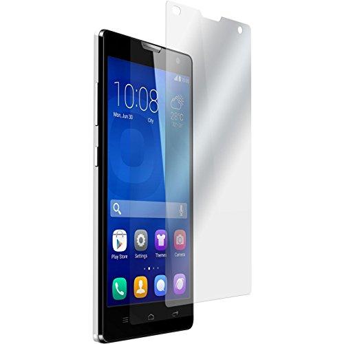 PhoneNatic 6er-Pack Bildschirmschutzfolien klar kompatibel mit Huawei Honor 3C
