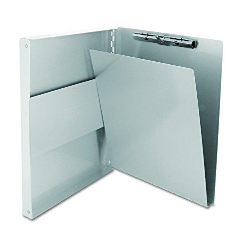 Aluminium Snapak Form Halter–Memo Größe 9 x 12 Inches Aluminum, Gray (Clipboard-halter)