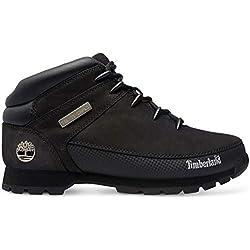 Timberland Euro Sprint Hiker 6361R, Bottines Homme - Noir et Gris - EU 42
