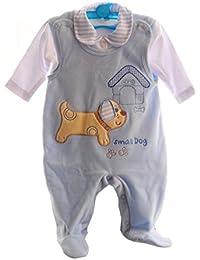 Baby Kleidung Junge Gr Baby 62-68 Set Hosen & Shirts