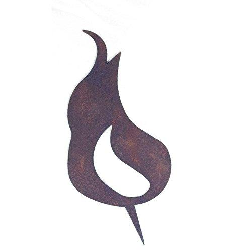 Flamme Mohamed klein 14cm