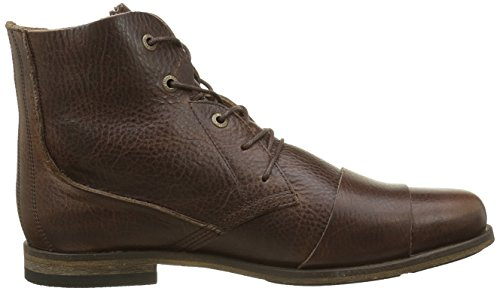 Hub Lomu L80, Derby homme Braun (Dark Brown 017)