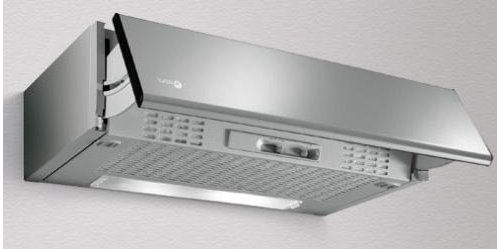 Turboair Campana Cocina Campana integrado Mobiliario 90cm Puglia Grey/Lux/A/90