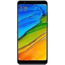 Xiaomi Redmi 5 Smartphone da 5,7, 3GB RAM, 32 GB memoria, Snapdragon 450 1.8GHz, Camera 12MP, Android, Nero [Italia]
