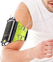 GRIPP® Universal Sports Armband 180° Rotatable for Cycling Running Gym Yoga Aerobics Fitness with Key & Ph