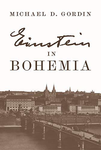 Einstein in Bohemia (English Edition)