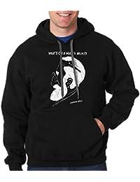 Milky Way Tshirts Hombres Sigmund Freud lo Que está en la Mente de un Hombre  Ilusión 6f4bd96b2b520
